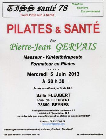 Pilates & Santé