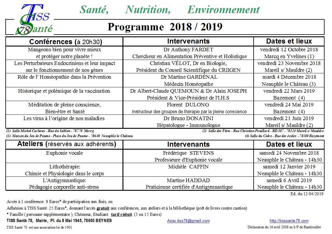 Programme-3d
